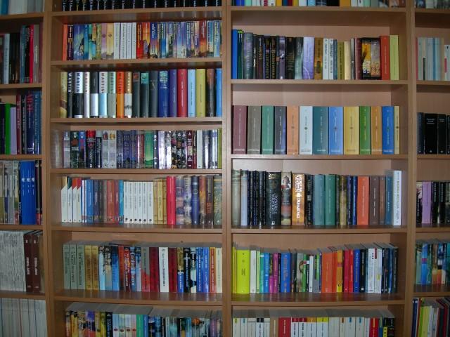Una parte della mia libreria