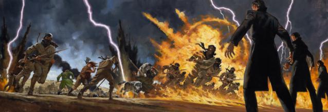 La copertina dell'ebook di Il signore del Caos