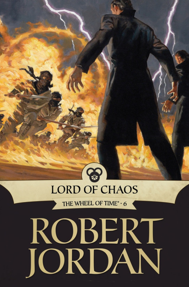 lord of chaos ebook
