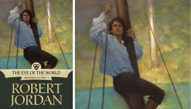 Rand sulla copertina dell'ebook di L'Occhio del Mondo