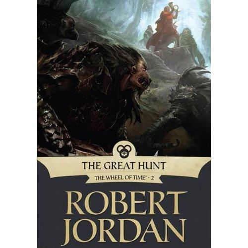 La copertina dell'ebook di La grande caccia