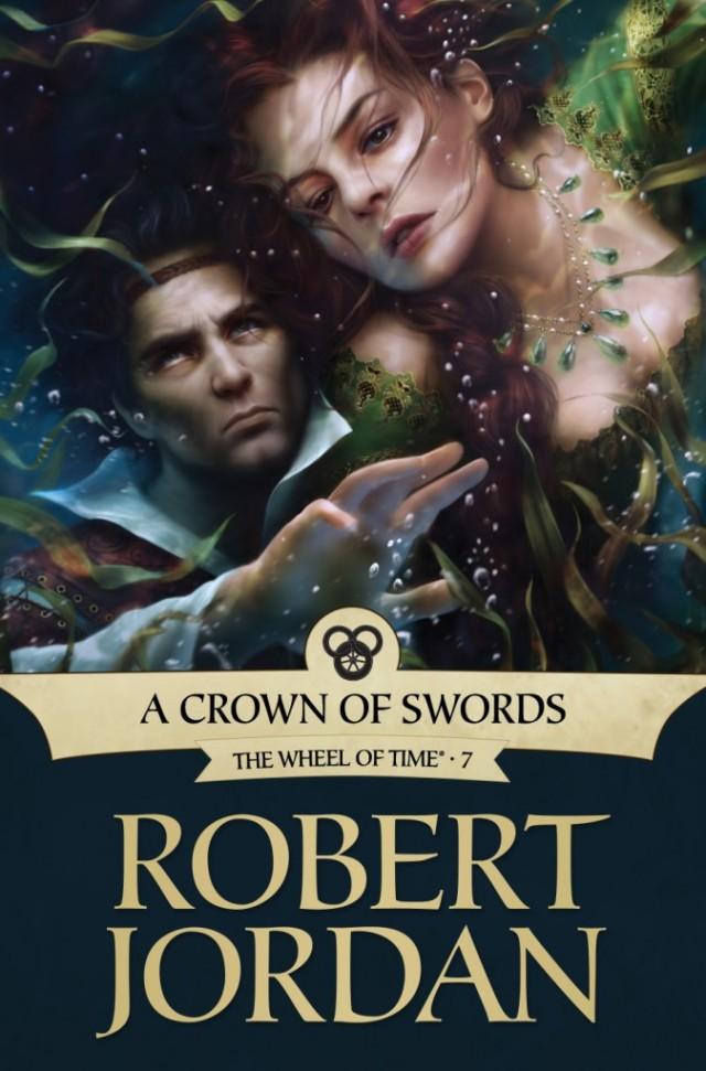 La copertina dell'ebook di La corona di spade