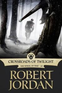 La copertina dell'ebook di Crocevia del crepuscolo