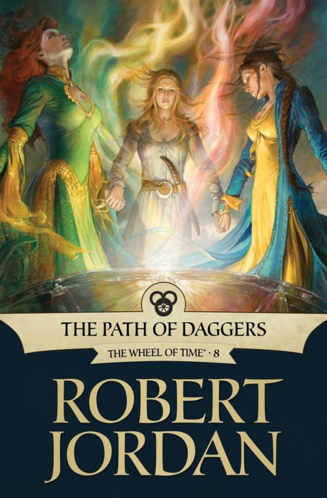 La copertina dell'ebook di Il sentiero dei pugnali