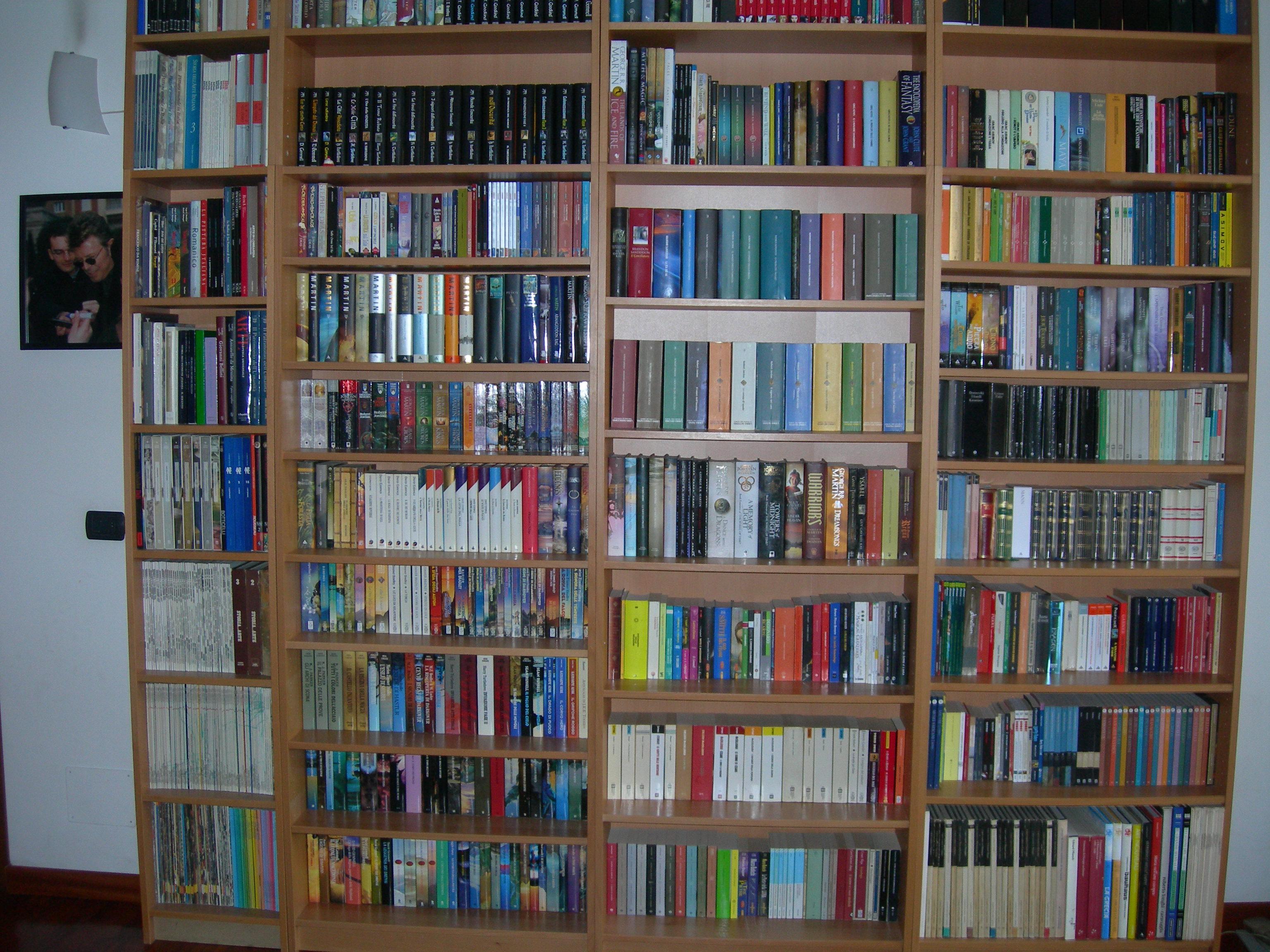 libreria la biblioteca: