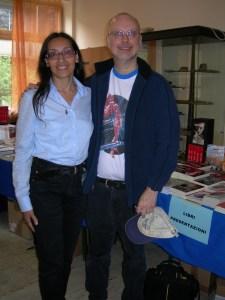 Steven Erikson e io ai Delos Days del 2011