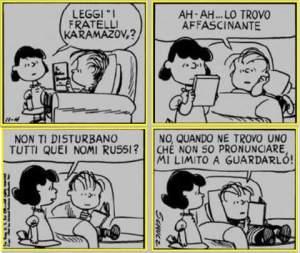 Lucy e Linus